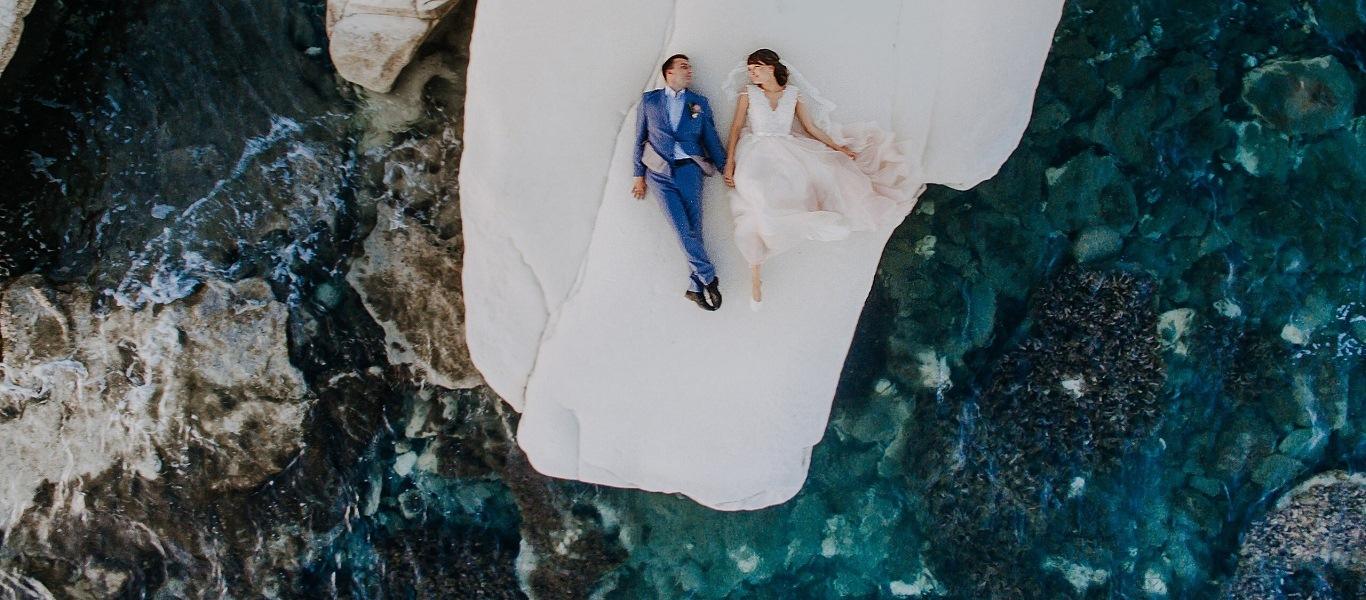 Свадьба с регистрацией брака на Кипре