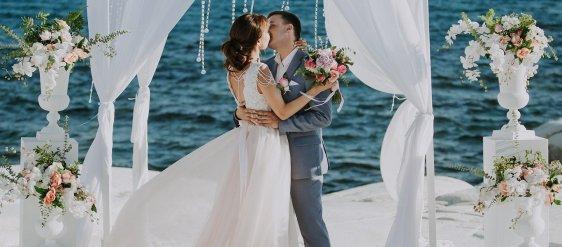 Организация свадьбы на Кипре