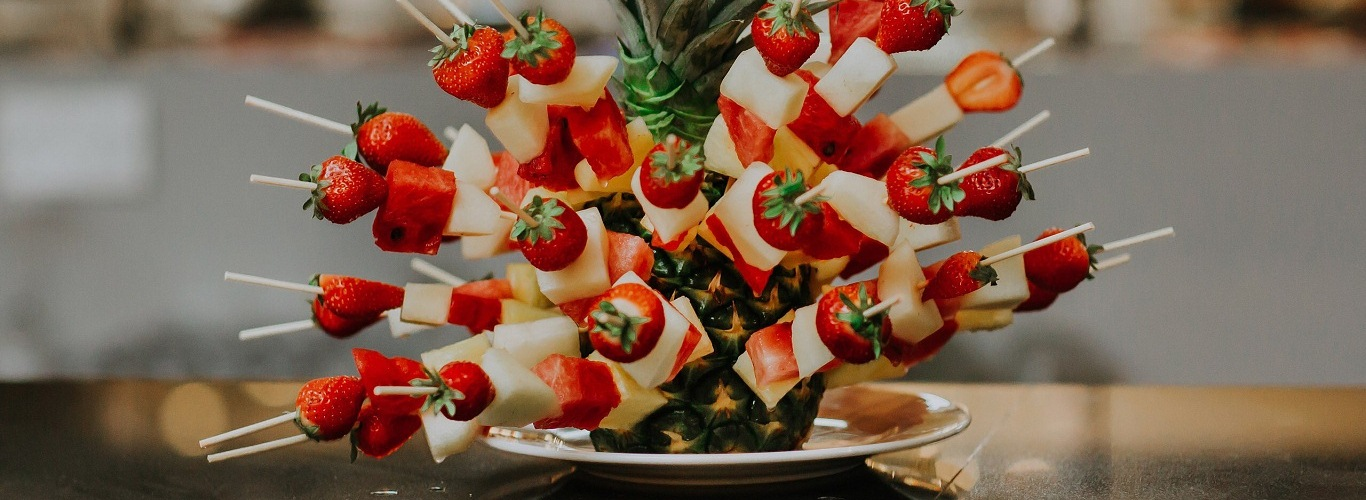 Блюда свадебного стола на Кипре