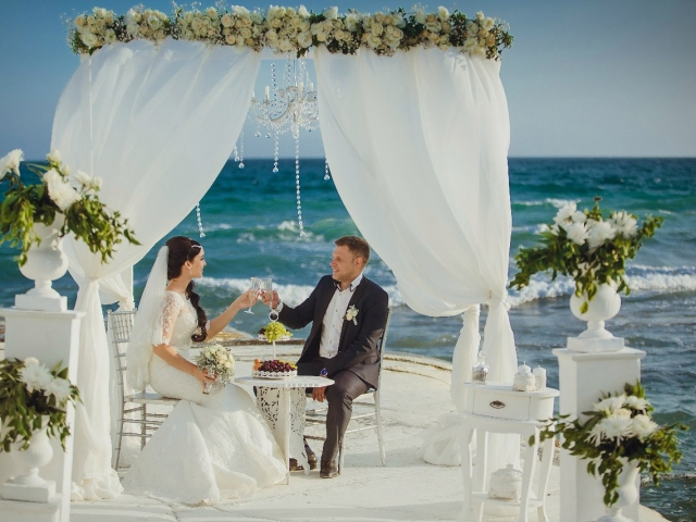 Свадьба Михаила и Веры