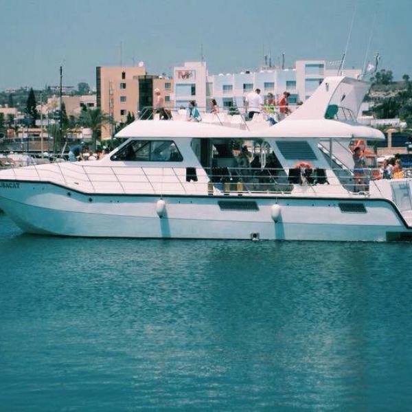 Яхта AYIA TRIAS III