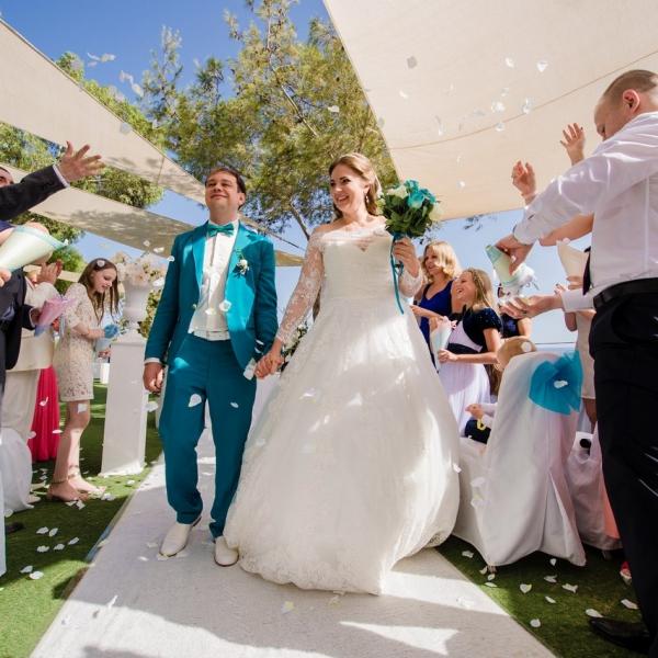 Свадьба Олега и Анны