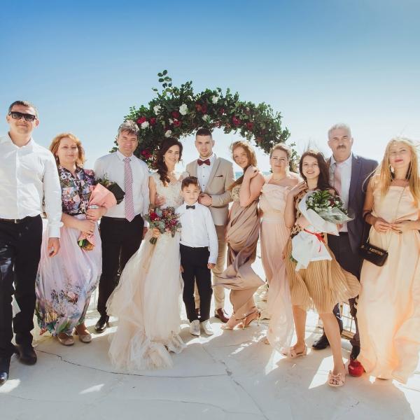 Свадьба Элика и Ирины
