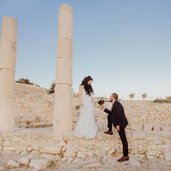 Свадьба Гилберта и Стеллы