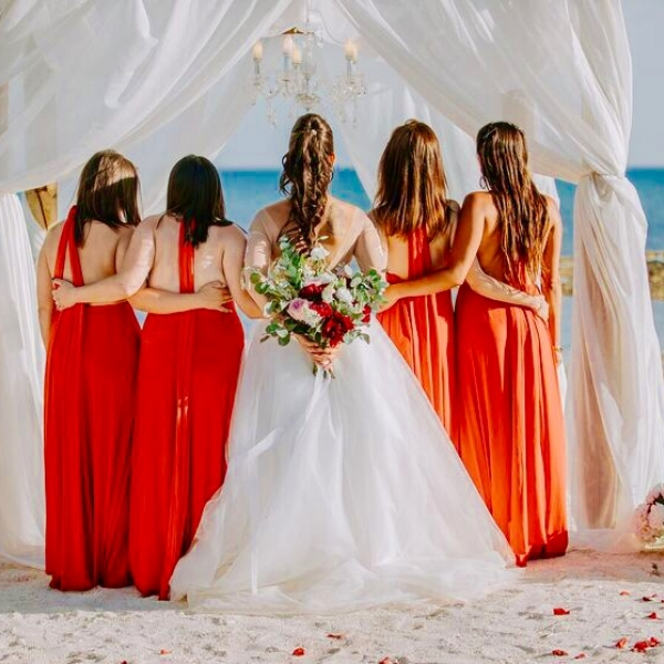 Свадьба Давида и Ксении
