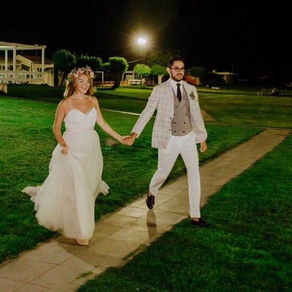 Свадьба Джозефа и Екатерины