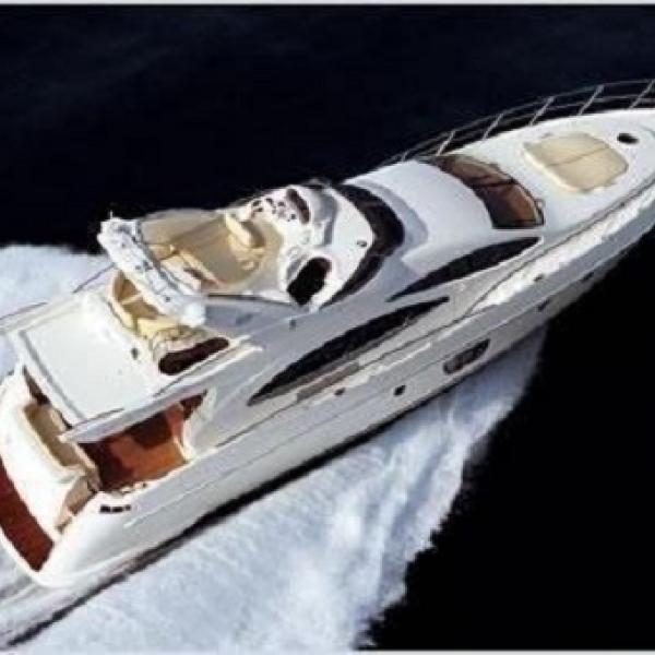 Яхта PRINCESS 23M