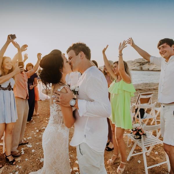 Свадьба Андрея и Анастасии