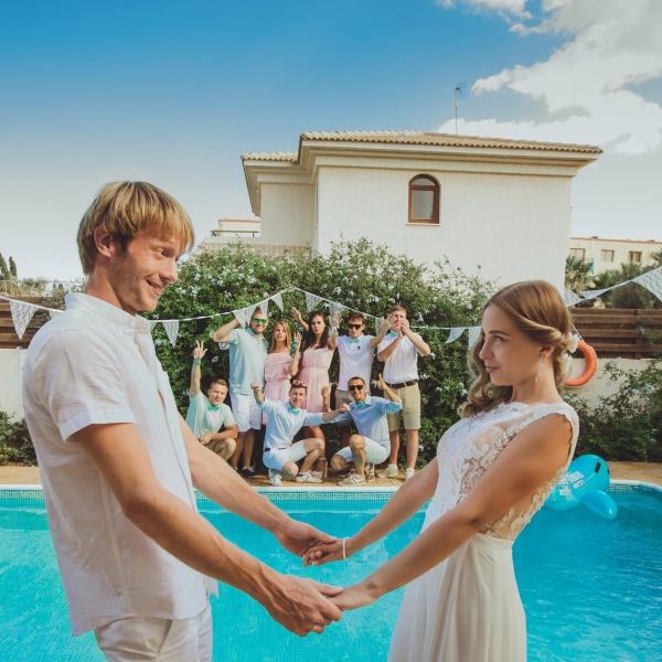Свадьба Александра и Вероники